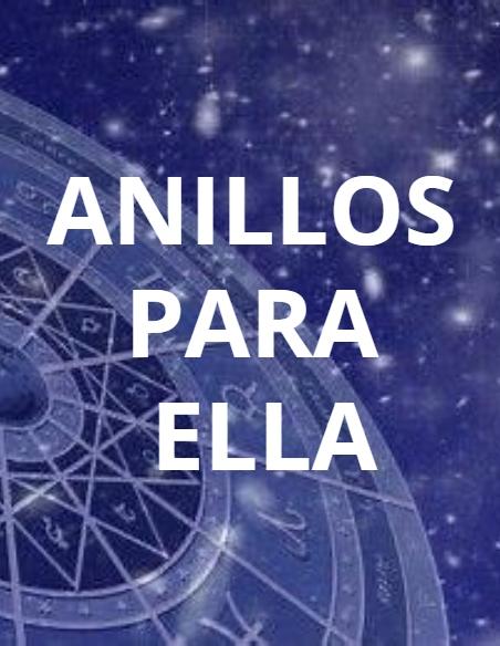 ANILLOS PARA ELLA