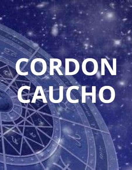 CORDON DE CAUCHO